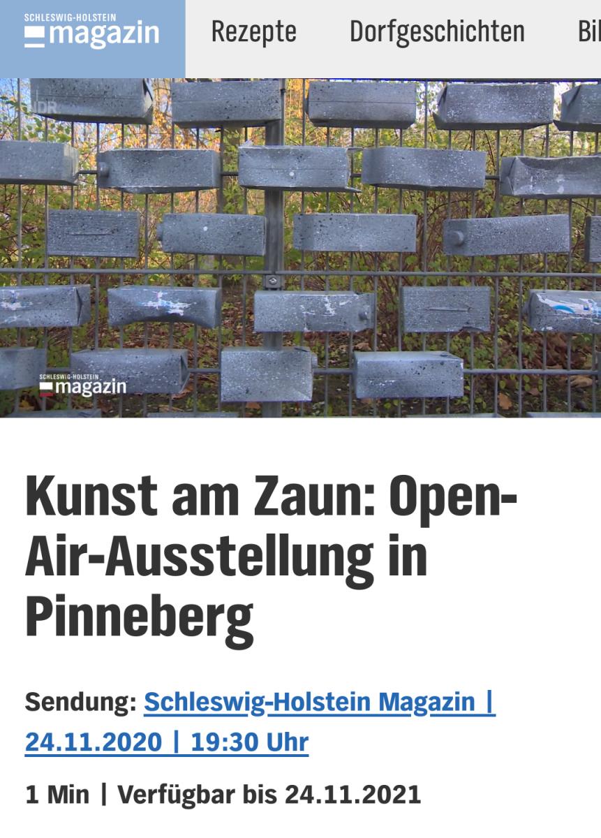 """""""Umspannen"""" Kulturwerkes Schleswig-Holstein/Pinneberg 8"""