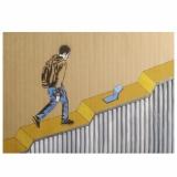 Pappen-Stencil 1