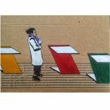 Pappen-Stencil 6
