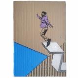 Pappen-Stencil 9